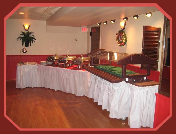 Oliva's Banquet Buffet